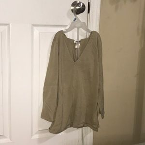Old Navy Knotted Blouse